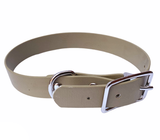 Desert Vegan Leather Collar
