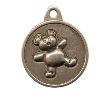 Teddy Bear ID Tag - Free Shipping