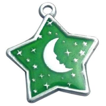 Glow Star ID Tag - Free Shipping