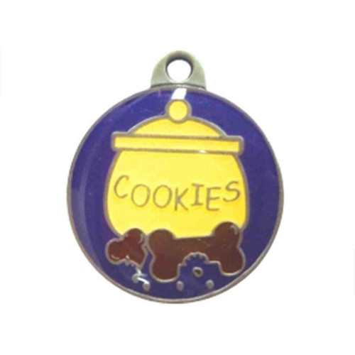 Cookie Jar ID Tag