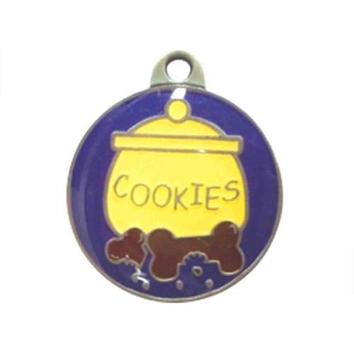 Cookie Jar ID Tag - Free Shipping