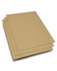 8x10 Brown Chip Board - 25 PACK