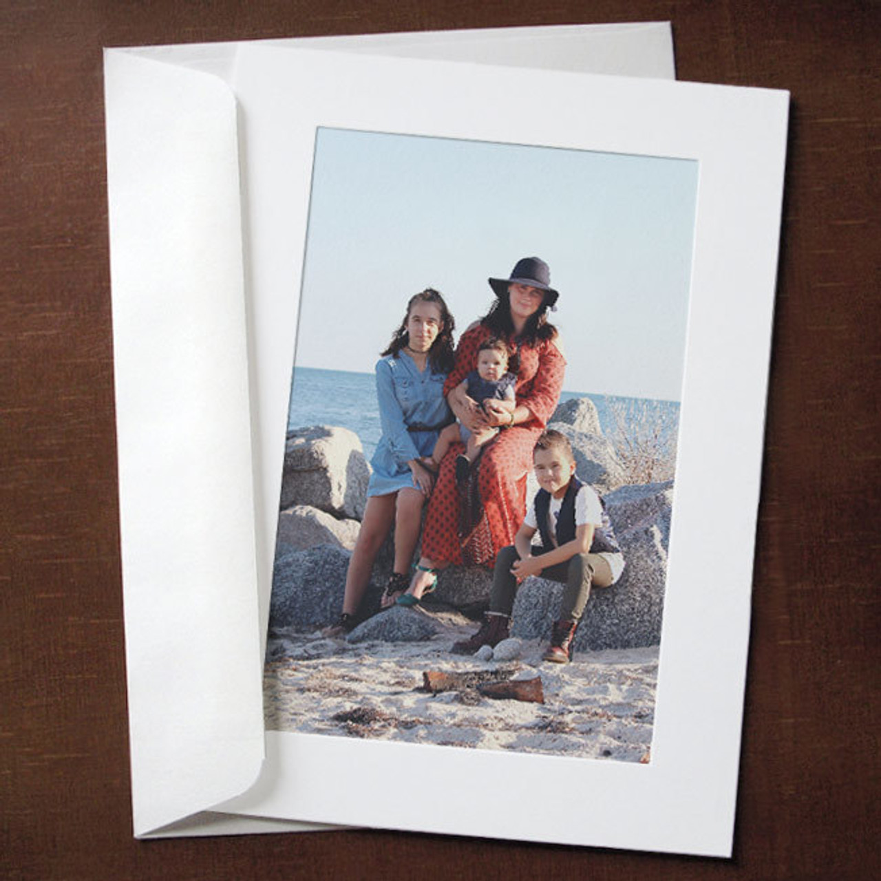 Photo Insert Cards