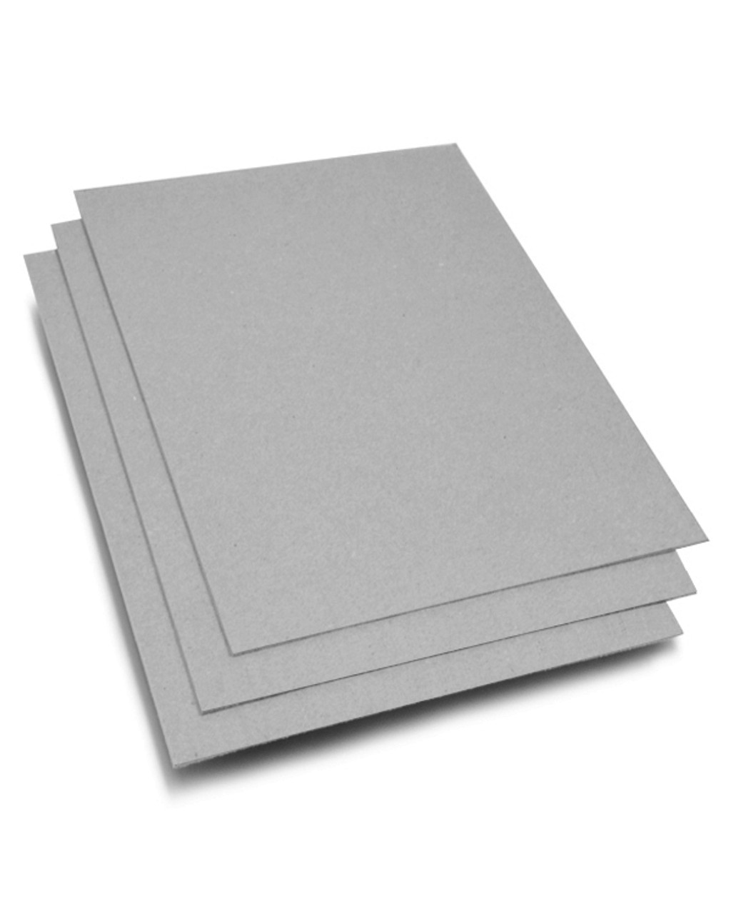 Gray Chipboard - Medium Weight .04""