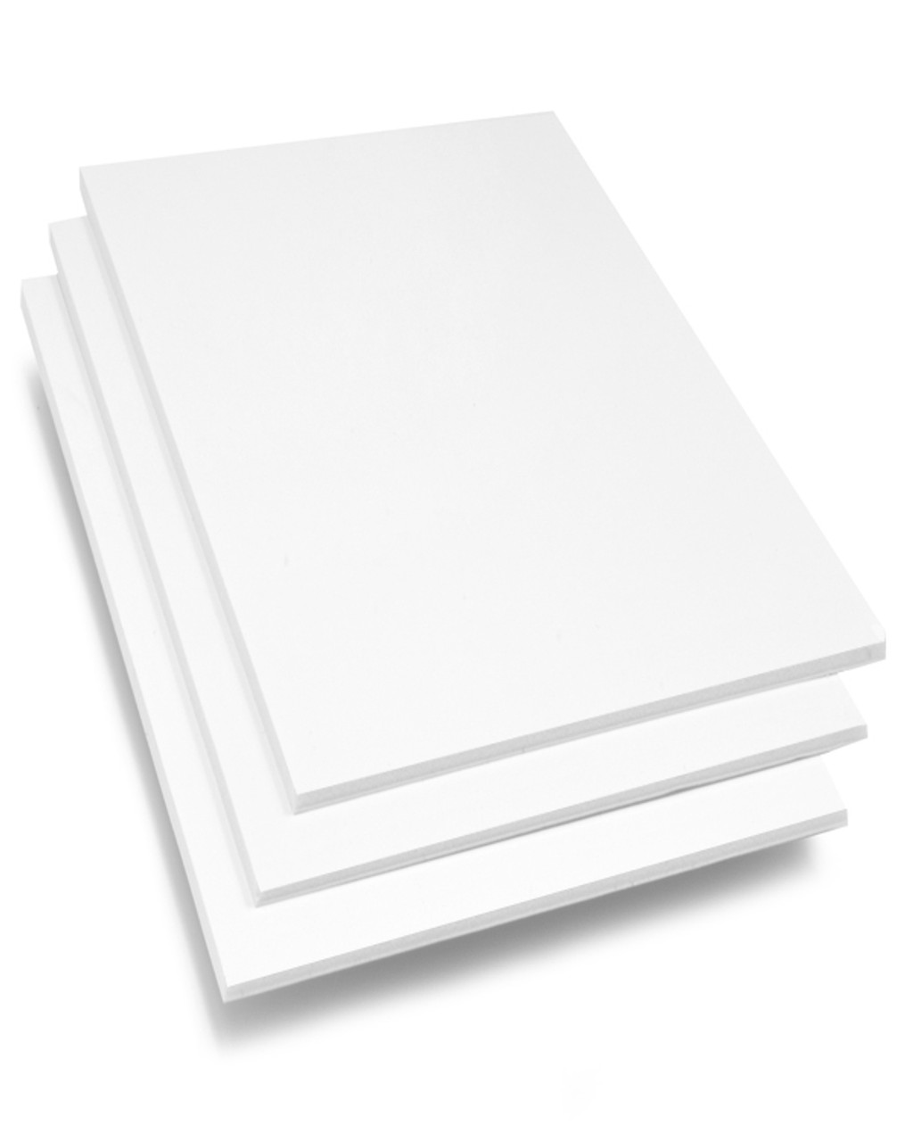 6x8 Foam Mat Board 1 8 Thick Foam Core Board Matboard Plus