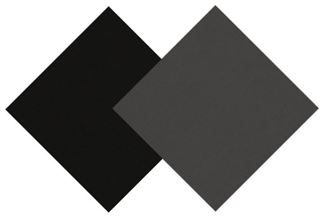 Dual Black/Gray Presentation Board
