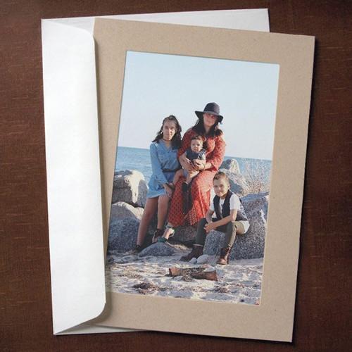 Desert Storm Photo Insert Cards - 10 Pack