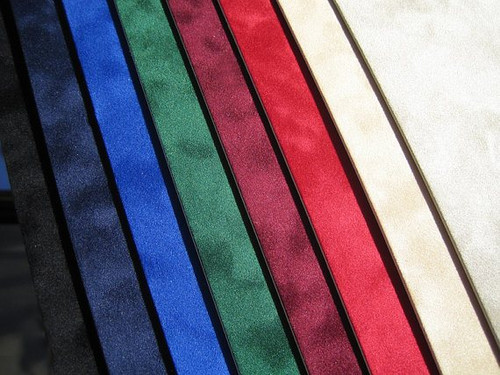 8.5x11 Premium Suede Mat Board - Blank
