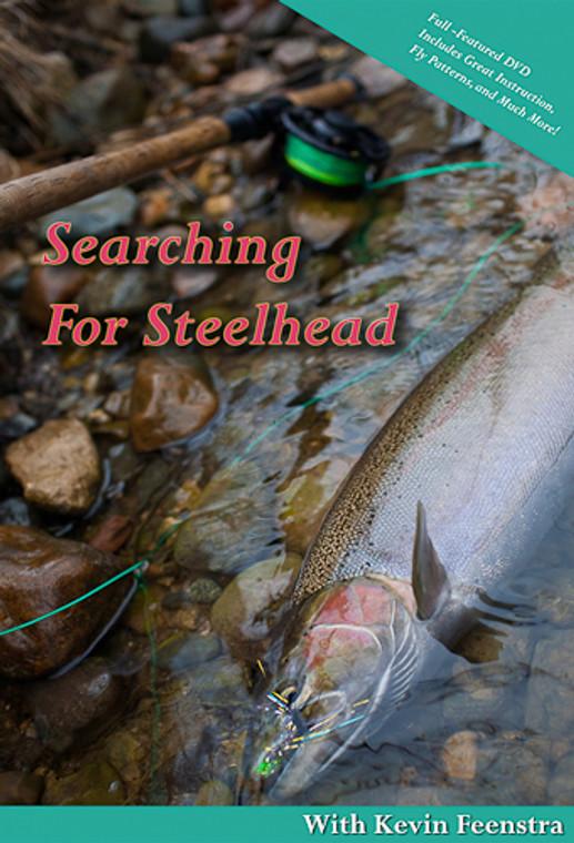 Searching for Steelhead DVD