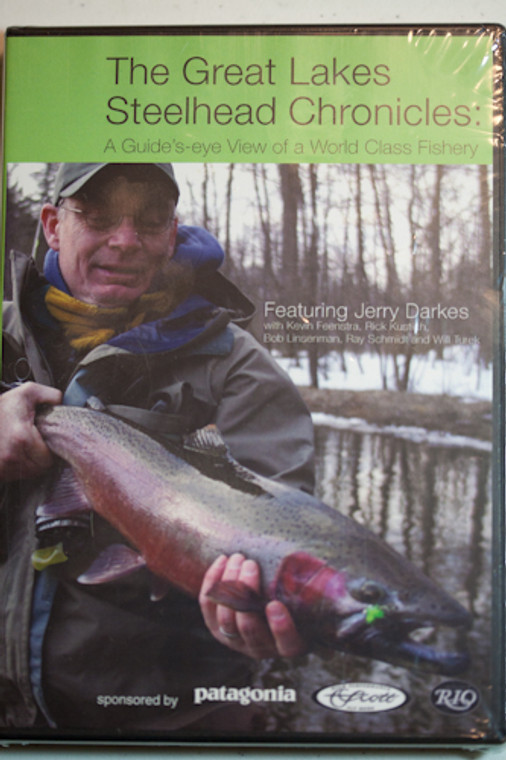 The Great Lakes Chronicles:  A Guide's Eye View of a World Class Fishery DVD