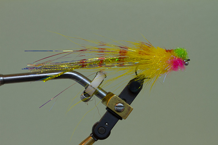 Hand Tied Flies - Flashy Streamers Collection