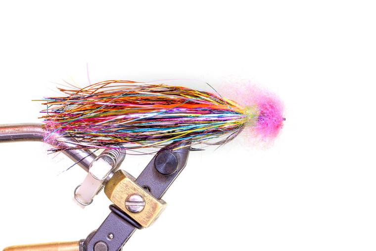 Flashy Steelhead Flies--Guide's Choice