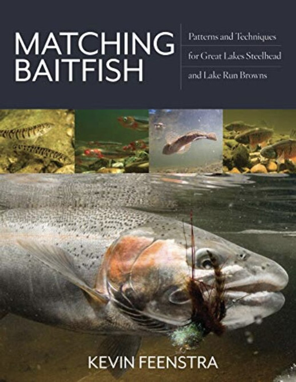 "Matching Baitfish is a great reference book for fly fishing for steelhead and lake run browns.    Many anglers consider this a ""must have"" resource."