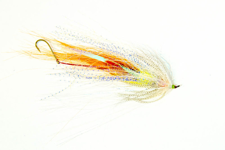 The Codebreaker is our go to shiner pattern and works for any species that feeds on shiners.   However, it is especially deadly on steelhead and brown trout in the winter.
