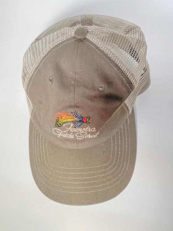 Olive Feenstra Guide Service Hat.
