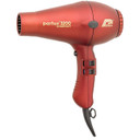 Parlux 3200 Ceramic & Ionic Compact Dryer - Red
