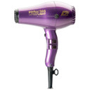 Parlux 385 Power Light Ceramic and Ionic Hair Dryer - Purple With Bonus Thermal Brush