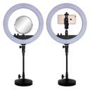 Diamond LED Mini Selfie Ring Light
