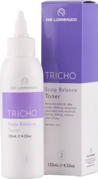 De Lorenzo Tricho Series Scalp Balance Toner - 125ml