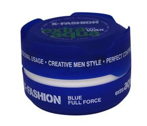 X-Fashion Extra Aqua Hair Wax Blue Full Force - 150ml