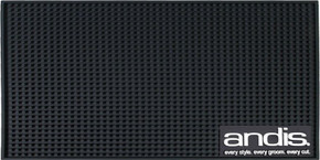 Andis Professional Rubber Mat For Barber Clippers, Trimmers, Scissors - Small