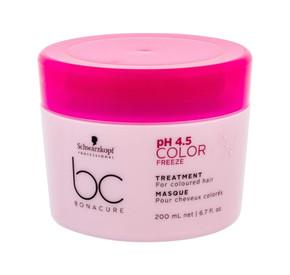 Schwarzkopf Professional BC pH 4.5 Color Freeze Treatment - 200ml