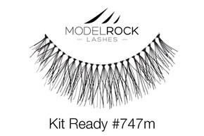 MODELROCK Lashes Kit Ready - #747m