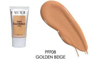 Palladio Herbal Liquid Oil Free Foundation - Golden Beige  27ml
