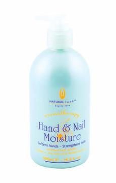 Natural Look Hand and Nail Moisturiser   500ml