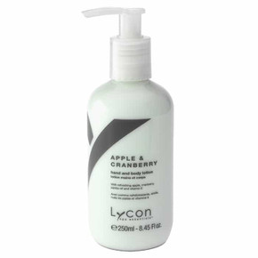 Lycon Apple & Cranberry Hand and Body Lotion - 250ml
