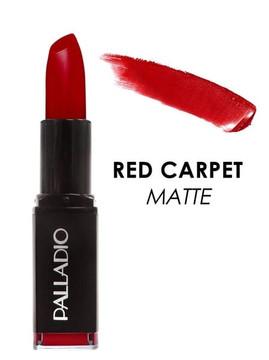 Palladio Matte LipColor - Red Carpet Matte