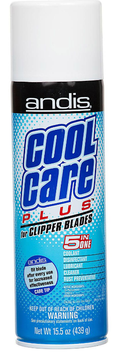 Andis Cool Care Plus 5 In 1 Blade Care Spray - 439G