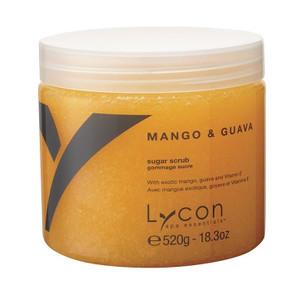 Lycon Spa Essentials Mango and Guava Oil Free Sugar Scrub - 520g