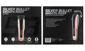 Silver Bullet Smooth Rider Clipper