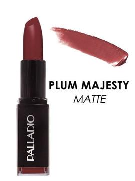 Palladio Matte LipColor - Plum Majesty Matte