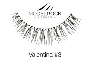 MODELROCK Lashes Valentina 3 - Bridal Collection