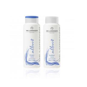 DeLorenzo Instant Allevi8 Shampoo & Conditioner Duo Pack - 375ml