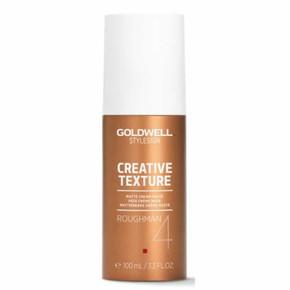 NEW Goldwell Stylesign Creative Texture Roughman 4 Matte Cream Paste - 100ml
