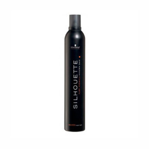 Schwarzkopf Professional Silhouette Super Hold Mousee - 250g