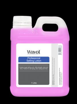Wavol Professional Setting Lotion - 1L