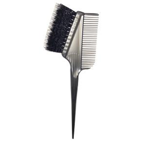 Precision Silver Tint Brush/ Comb