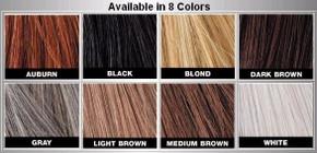 Bosley Hair Thickening Fibre - Black
