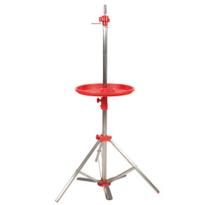 Red Mannequin Tripod