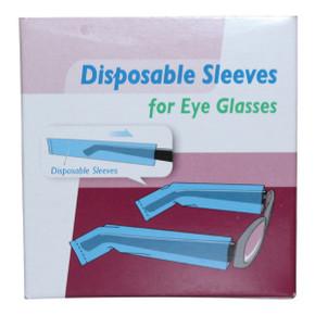 Disposable Sleeves For Eye Glasses