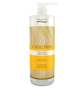 Natural Look Static Free Anti Frizz Conditioner 1L