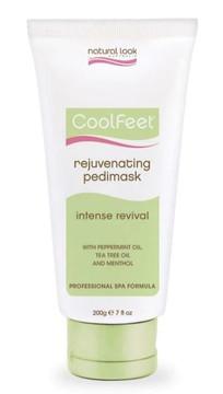 Natural Look Cool Feet Rejuvenating Pedimask 200g