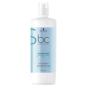 Schwarzkopf Professional Bc Moisture Kick Shampoo - 1L