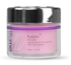 Hawley Manicure Fusion True Pink Advanced Acrylic Polymer PPS Formulation 100gm