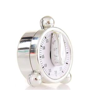 Chrome 60 min Bell Timer