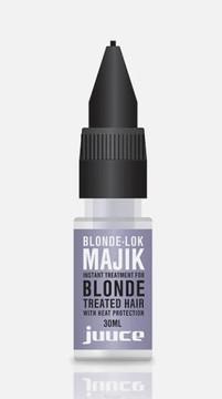 Juuce Lok Majik Blonde Treated Hair - 30ml
